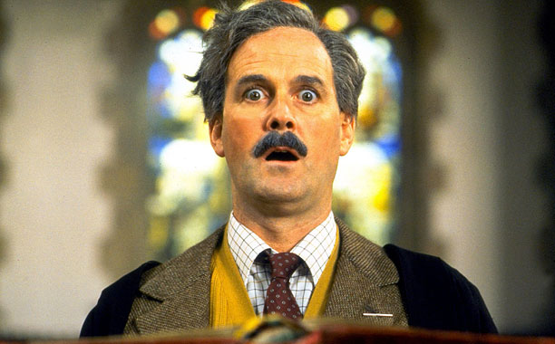 ABSURDIST PHILOSOPHY John Cleese in The Meaning of Life
