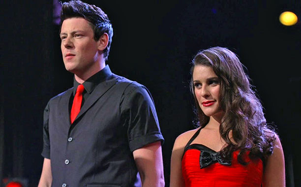 Glee, Cory Monteith | From ''Nationals'' (season 3, episode 21) The Finn- and Rachel-led performance that finally cinched the New Directions a Nationals trophy. Monteith's goofy likeability — particularly…