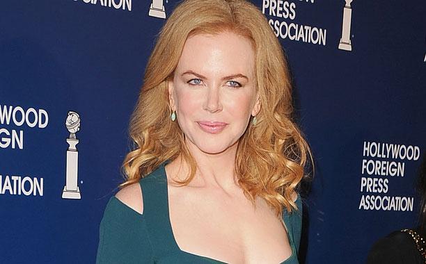Nicole Kidman HFPA