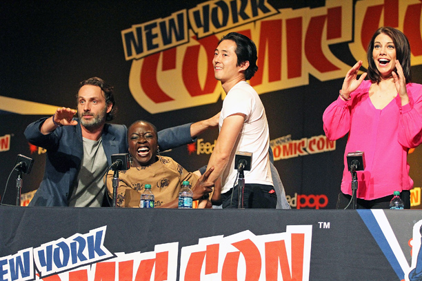 Nycc The Walking Dead