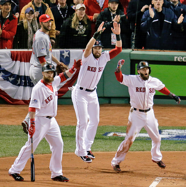 Red Sox Cardinals