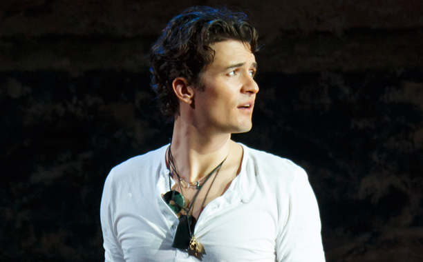 Romeo And Juliet Orlando Bloom