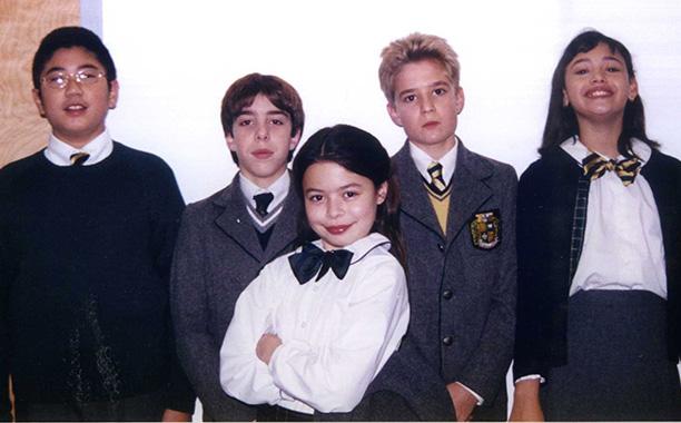 Miranda Cosgrove, The School of Rock