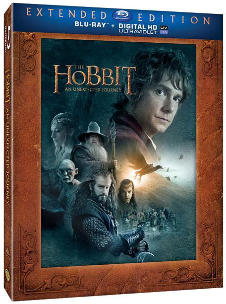 The Hobbit Box Art