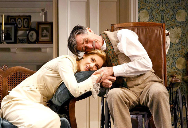 THE WINSLOW BOY Charlotte Parry and Roger Rees
