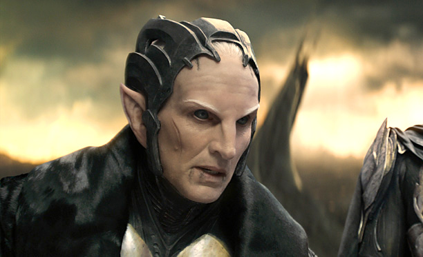 Thor Christopher Eccleston