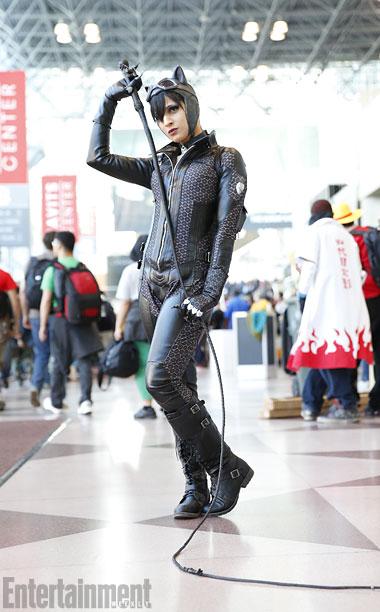 Catwoman from Batman: Arkham City