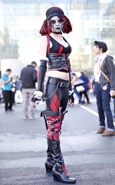 Harley Quinn from Batman: Arkham City