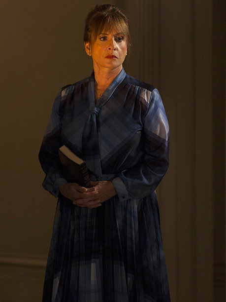 American Horror Story: Coven | Promises the producer, ''Joan [Patti LuPone] has a big story coming up. She has many episodes left.''