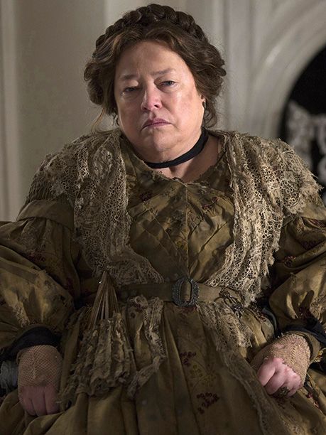 American Horror Story: Coven | ''This is one of the most evil women of all time. At a certain point she's gotta fight back,'' says Murphy of the racist sadist…