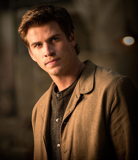 Liam Hemsworth, The Hunger Games: Catching Fire | He may not have fought in the Hunger Games but that doesn't mean Gale isn't fierce. Plus, he's played by Liam Hemsworth, so any arguments…