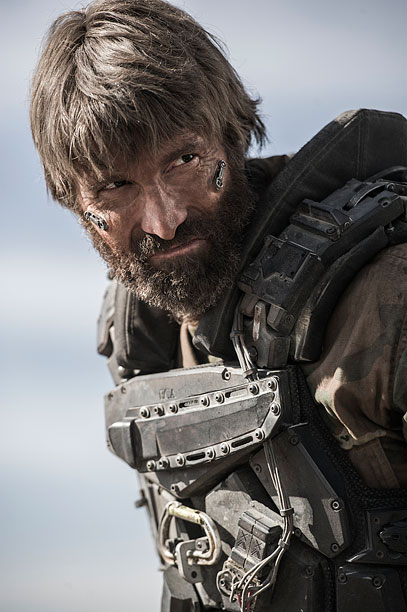 Sharlto Copley's primarily known for playing goofballs in District 9 and The A-Team , so it certainly was a shock when he walked onscreen as…