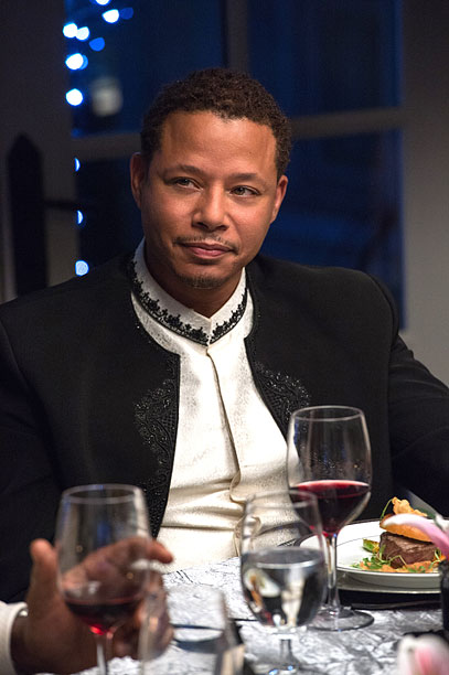Terrence Howard, The Best Man Holiday | With those soul-piercing hazel eyes and mischievous grin, Quentin (Terrence Howard) was mostly up to no good this Holiday . He gets points for lending…