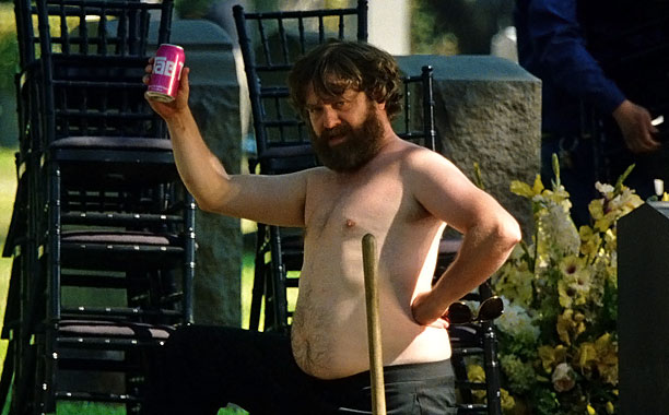 Zach Galifianakis, The Hangover Part III | The definition of the buffoon, Alan (Zach Galifianakis) had good intentions behind everything he did. But let's not forget that some of the things he…