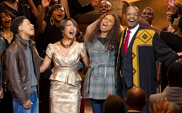 In an adaptation of poet Langston Hughes' acclaimed 1961 stage musical, Jennifer Hudson plays Naima, who got pregnant at 15 and ran away from her…