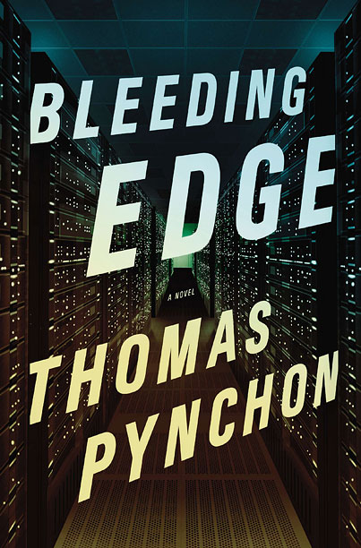 BLOOD LINES Author Thomas Pynchon's latest novel takes a cue from contemporary topics such as the world wide web