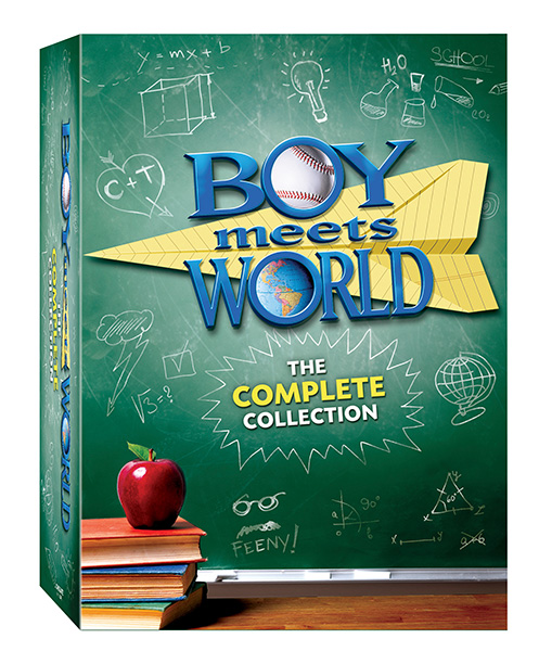 Style, Holiday Gift Guide | While you eagerly await the Girl Meets World spinoff, revisit the original series with Boy Meets World: Complete Collection . ($74.99; amazon.com )