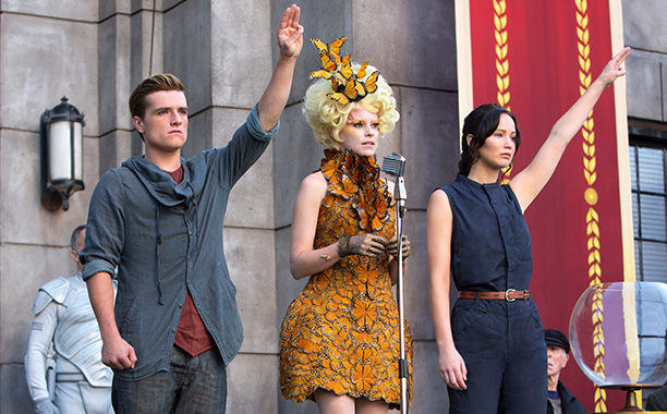 Source: Catching Fire (2009) Given its bonkers arena (howler monkeys! blood rain!), colorful array of Capitol denizens, and amped-up stakes, Catching Fire presented more than…