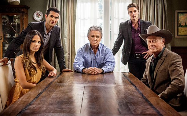 Premieres: Monday, Feb. 24, at 9 p.m. ET on TNT Stars: Josh Henderson, Jesse Metcalfe, Julie Gonzalo, Jordana Brewster What To Expect: We could talk…