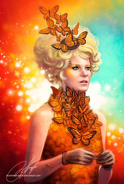 The Hunger Games: Catching Fire | By Strannaya Anna