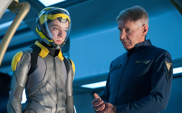 Enders Game Box Office 02