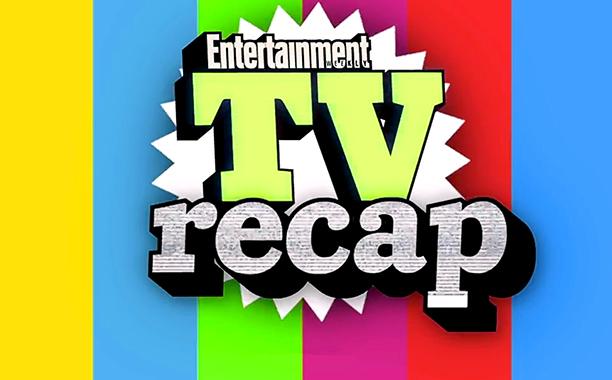 Entertainment Weekly TV RECAP Logo