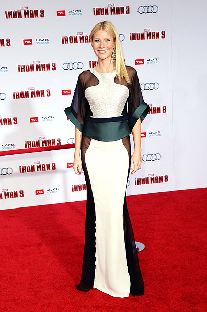 Style, Style: Red Carpet | It was bad enough that we could see Paltrow's side butt through the sheer panels in her Antonio Berardi gown, but did we really need…