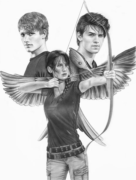 The Hunger Games: Catching Fire | By Maryam Shah-Mohammed