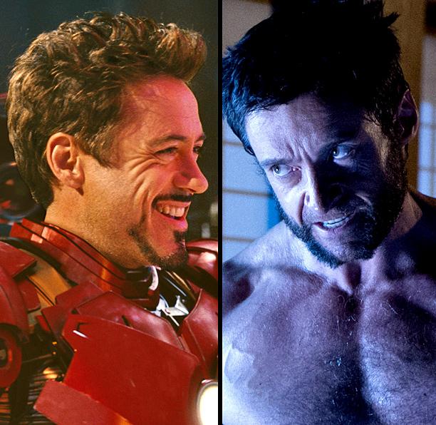 Iron Man Wolverine