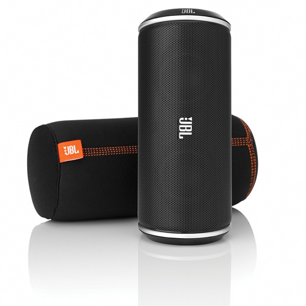 Pound for pound the best Bluetooth speaker for the price, the JBL Flip speaker gets seriously loud, connects wirelessly with any BT device, has a…