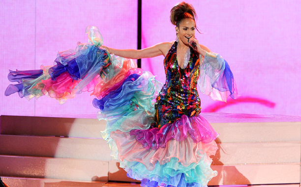American Music Awards 2013 | Salsa great Celia Cruz, who died in 2003, would not have been disappointed by J. Lo's tribute — unless she was one to be disappointed…