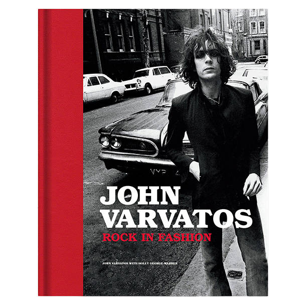 John Varvatos: Rock in Fashion spotlights the fashion icon's many rock-and-roll influences with classic photography capturing legends like John Lennon, Jimi Hendrix, Slash, and more.…