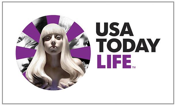 Lady Gaga USA Today