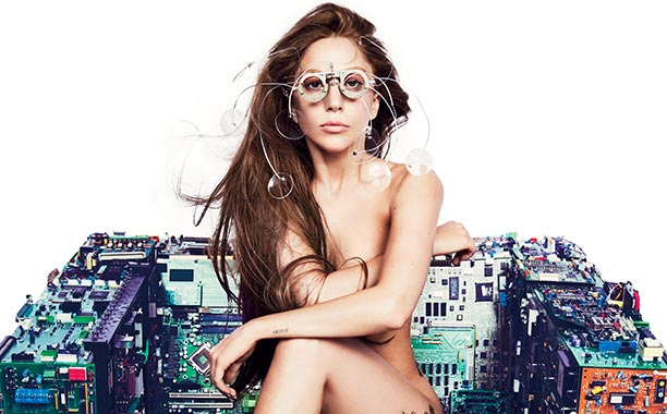 'POP' AND LOCK Lady Gaga's hits some familiar but enjoyable notes in her latest release