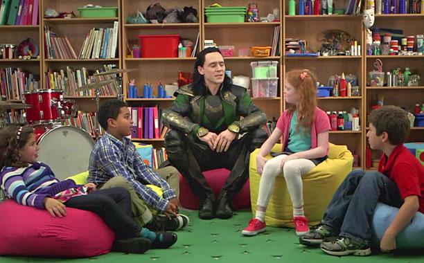 Loki Kids Clip