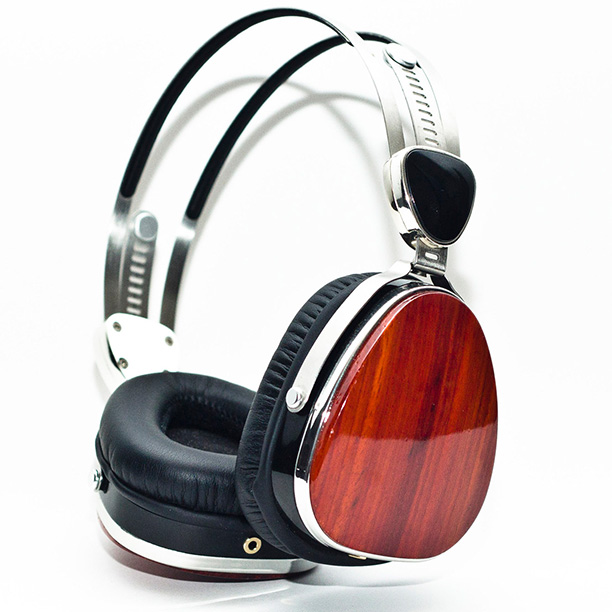 Buy a pair of LSTN Troubadour headphones — made with reclaimed wood — at the newly launched Toms Marketplace, and you'll help restore hearing to…
