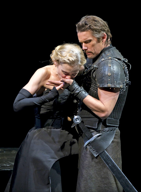 Macbeth Stage Review