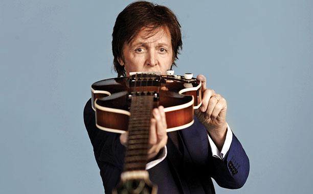 MACCA-TTACK Appropriately named ''New,'' Paul McCartney's latest album is full of fresh tracks