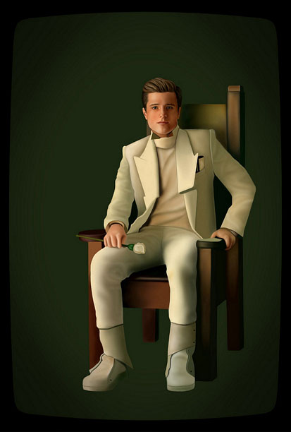 The Hunger Games: Catching Fire | By Jessica Otto