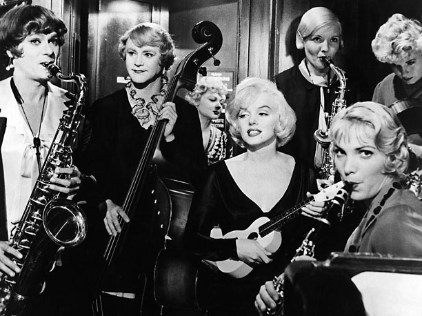 Original: Fanfare d'amour (1935) The biggest thing that the classic American screwball comedy had that the French original didn't was Marilyn Monroe. She oozed sexual…