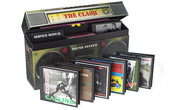 Punk pioneers the Clash deliver with Sound System , a 12-disc set that includes five remastered albums, B sides, video footage, and more. ($177.29; target.com…