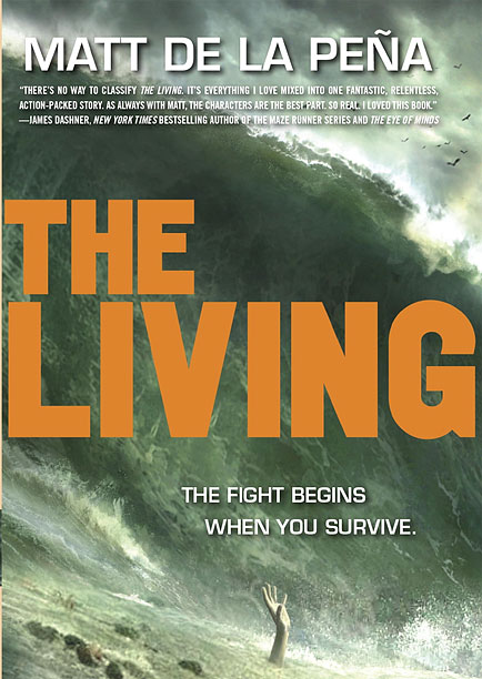 IN LIVING COLOR Don't fear its YA label, The Living is a fully fleshed tale that tackles important issues and features well-written characters.