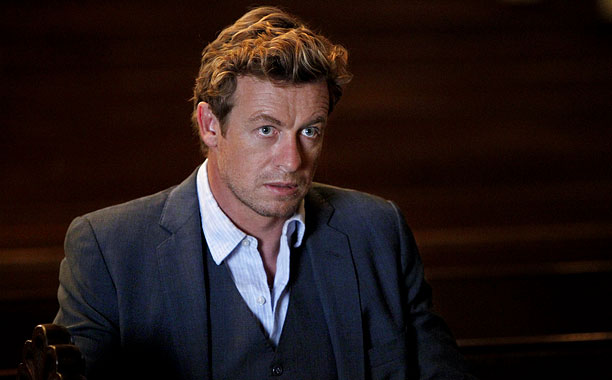 The Mentalist Simon Baker