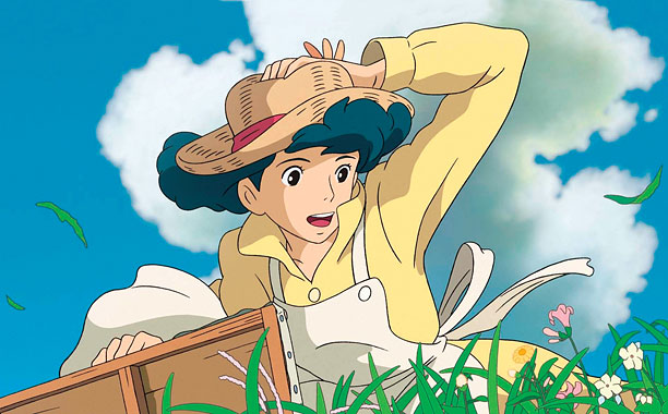 DID YOU EVER KNOW THAT YOU'RE MY HERO The Wind Rises is a brilliant tale inspired by engineer Jiro Horikoshi.