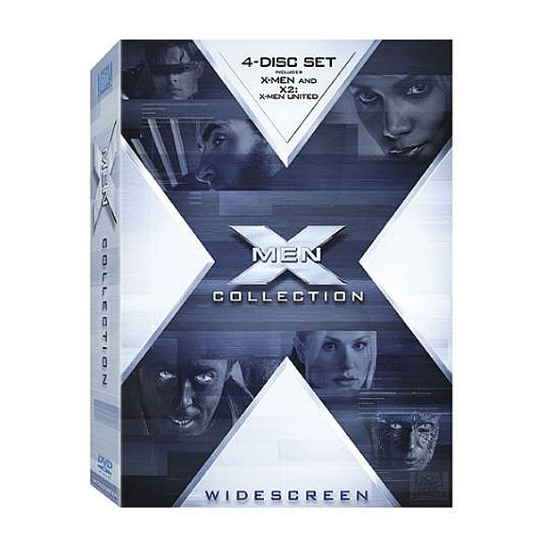 Style, Holiday Gift Guide | The collector's edition X-Men: The Adamantium Collection includes all six X-Men films on Blu-ray ( X-Men (2000), X2 (2003), X-Men: The Last Stand (2006), X-Men…