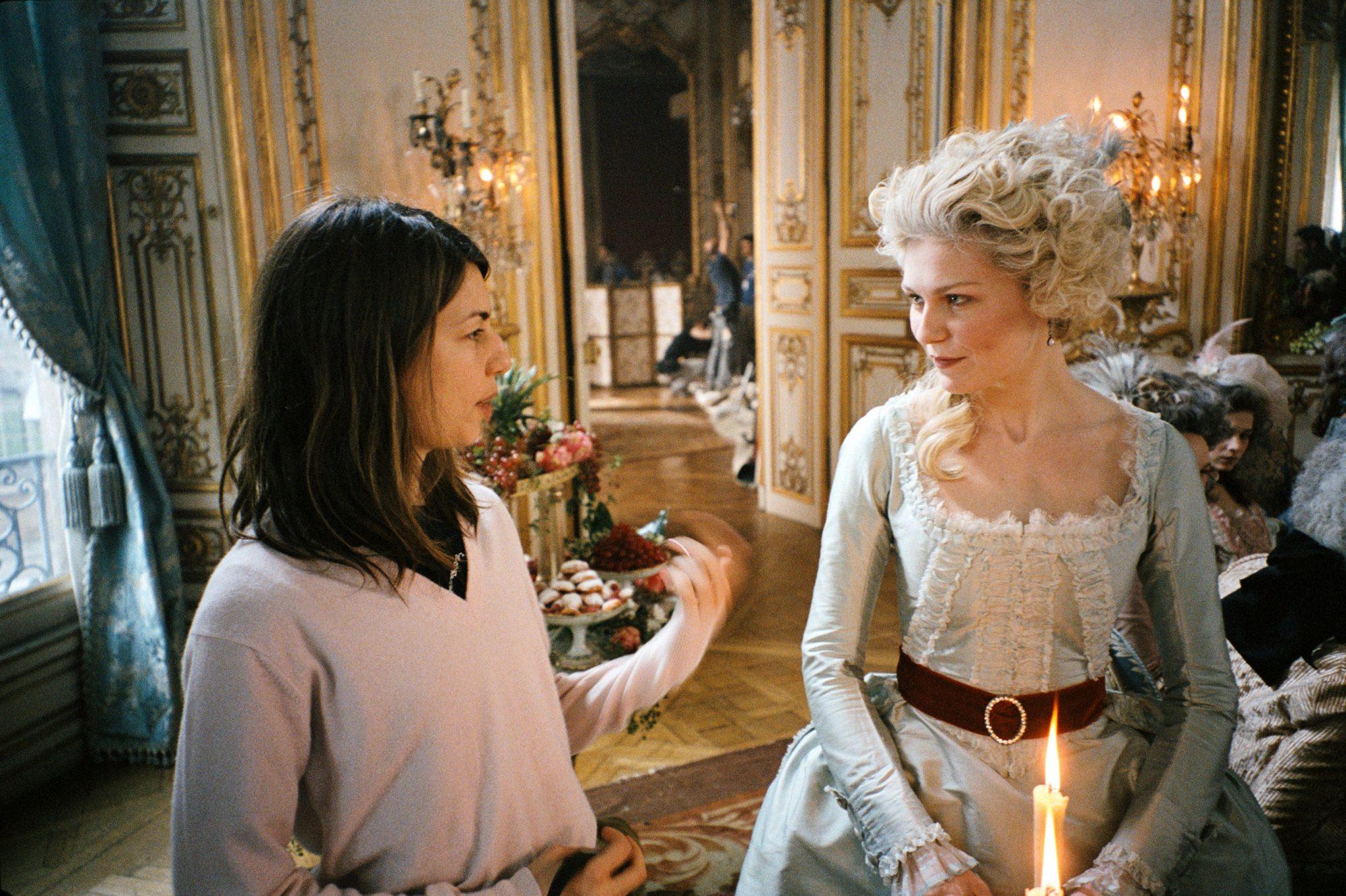 Film Title: Marie Antoinette.