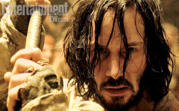 THEY SEE ME RONIN Keanu Reeves takes on Samurai lore in 47 Ronin