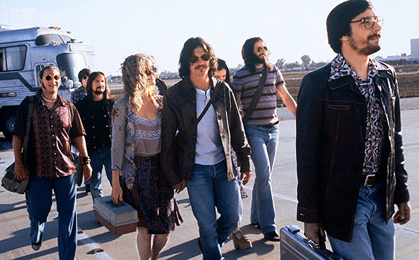 Almost Famous | At one point or another, everyone admires a rock star. And, according to Cameron Crowe's semi-autobiographical flick, being a journalist is basically like being a…