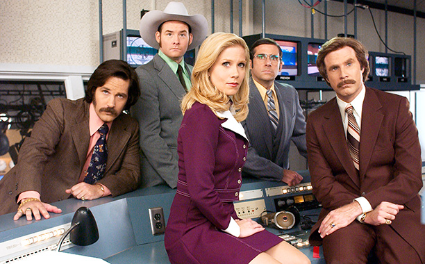 Anchorman: The Legend of Ron Burgundy | Don't get us wrong — we love the ladies. They rev our engines and are clearly capable of competing with men in any and all…