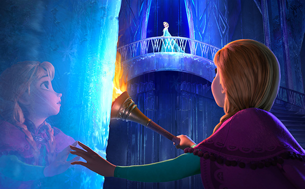 EW's Owen Gleiberman called Disney's latest animated musical, about a pair of snowy sisters (voiced by Kristen Bell and Idina Menzel) separated by their magical…
